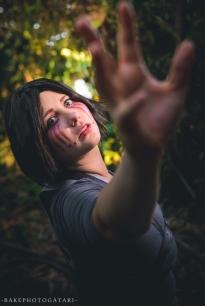 Bakephotogatari Cosplay Attack Titan Ymir