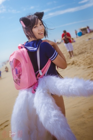 huntington beach con 2016 league ahri