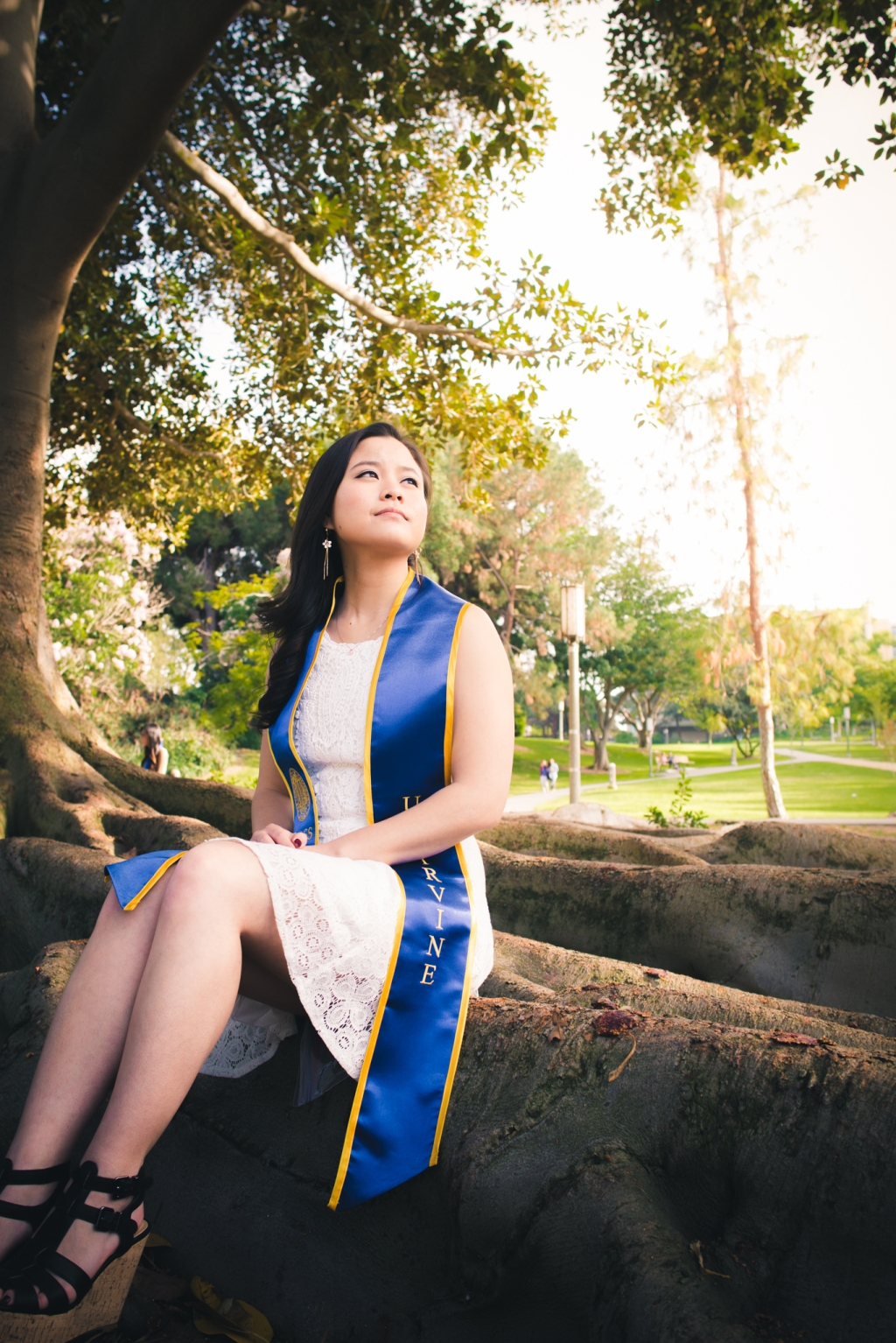 graduation photoshoot