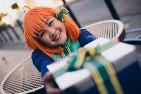 cosplay love live sunshine chika