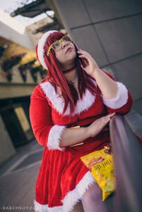 cosplay christmas mystic messenger seven