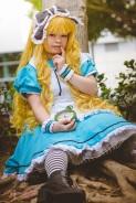 anime expo 2016 alice in murderland