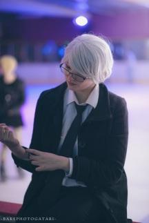 cosplay yuri on ice viktor nikiforov