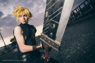 final fantasy vii ff7 cloud strife cosplay