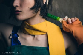 final fantasy vii ff7 yuffie kisaragi cosplay