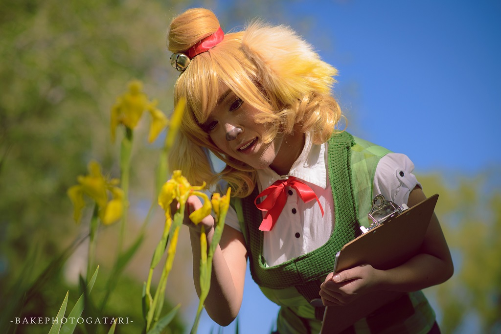 cosplay nintendo animal crossing isabelle shizue