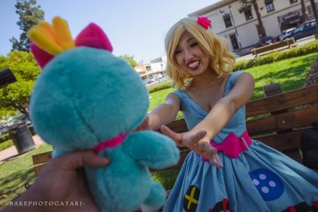 cosplay dapper disney lilo stitch scrump bakephotogatari