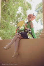 love live cosplay rin hoshizora