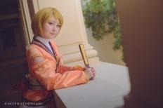 love live cosplay hanayo koizumi